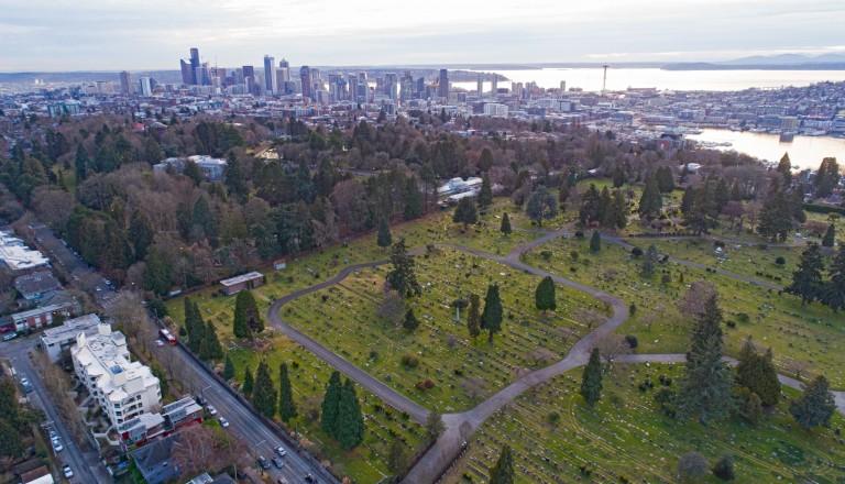 Capitol Hill in Seattle Städtereisen Stadtteile