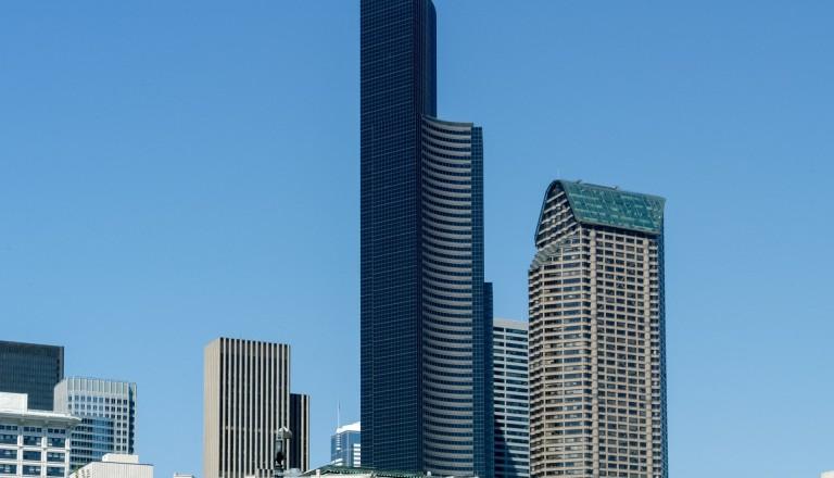 Seattle Cloumbia Center Sehenswürdigkeiten Städtereisen