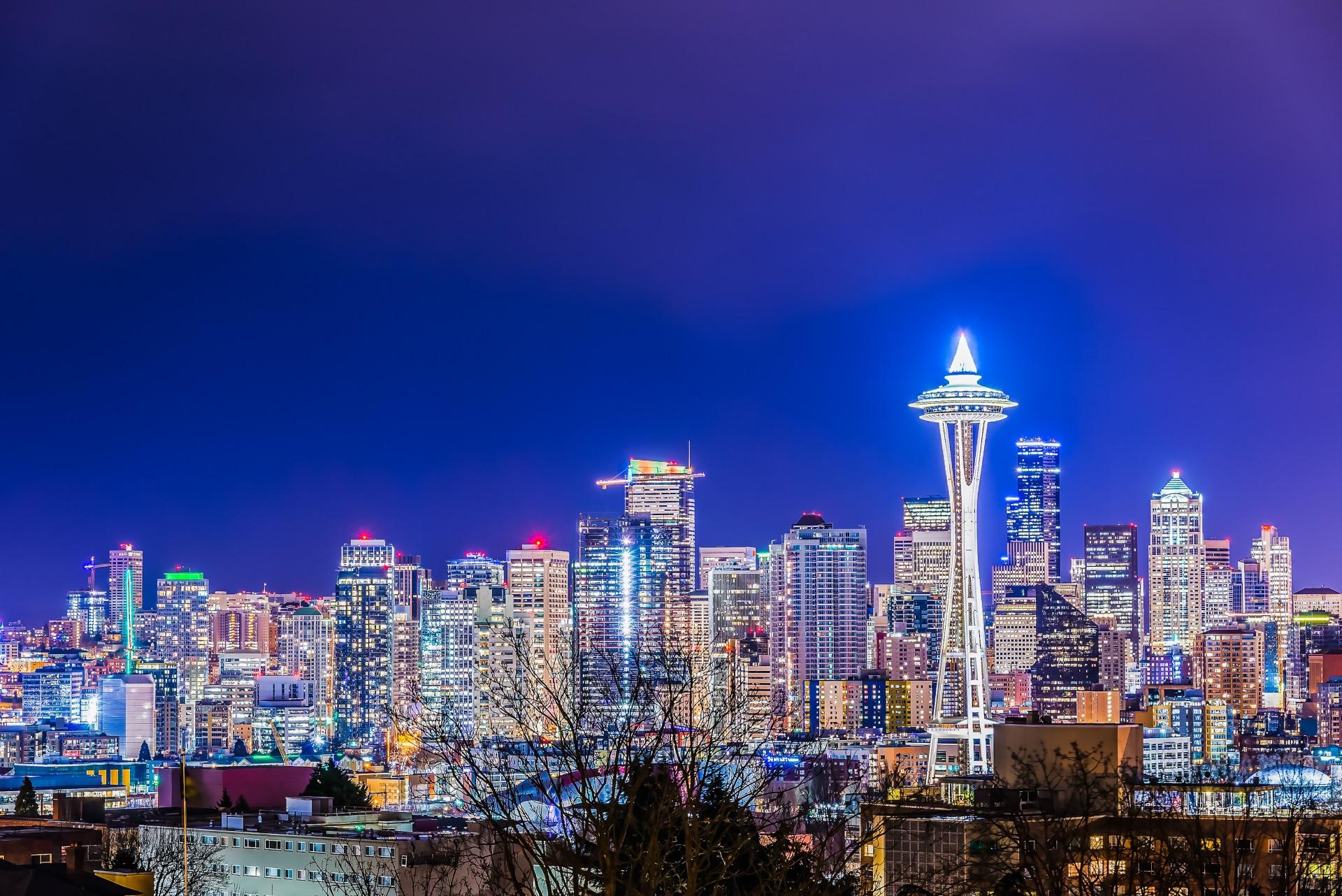 Seattle Sehenswürdigkeiten Space Needle Städtereisen