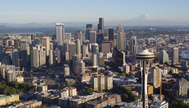 Seatlle Städtereisen USA
