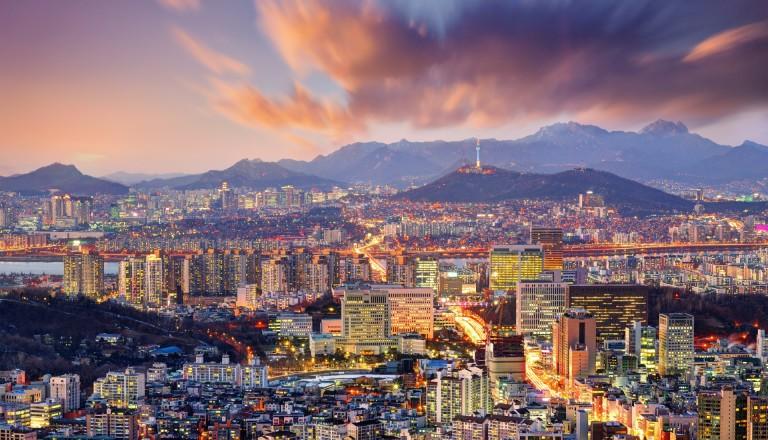 Seoul Südkorea Reisen
