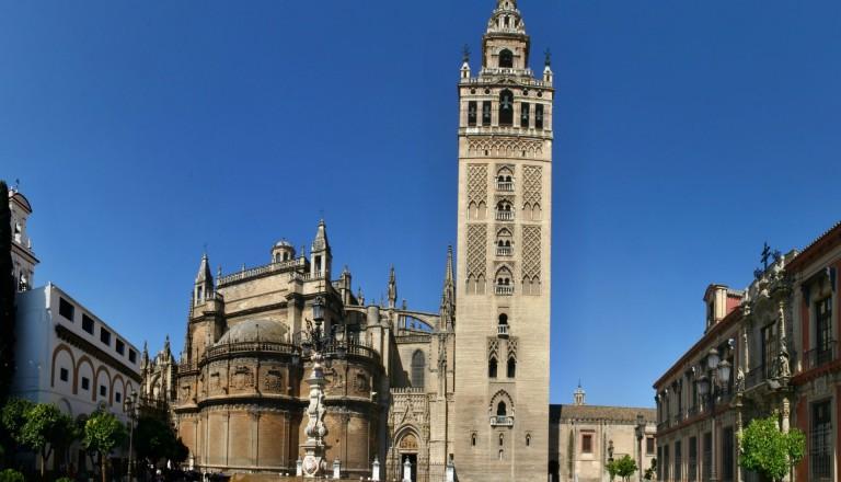 Die Kathedrale Maria de la Sede in Sevilla.