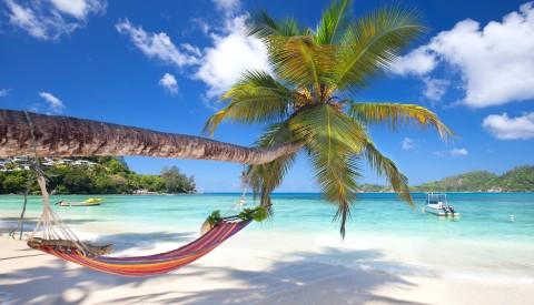 Seychellen Hängematte