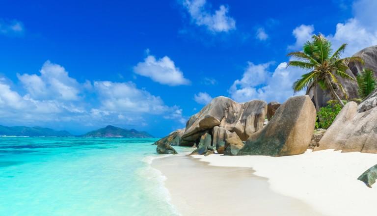 Die Seychellen - das Inselparadies im Indischen Ozean.