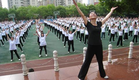 Sport in Shanghai