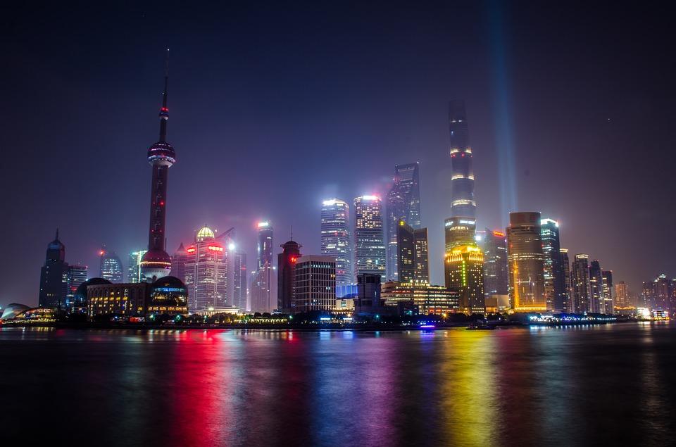 Shanghais glamouröse Sklyline! Städtereisen