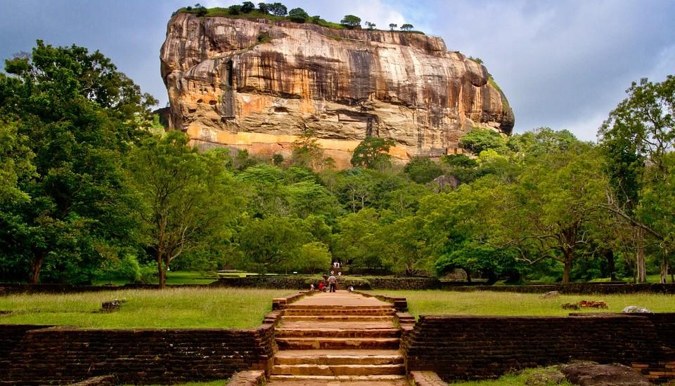Sri Lanka Rundreisen Sigiriya
