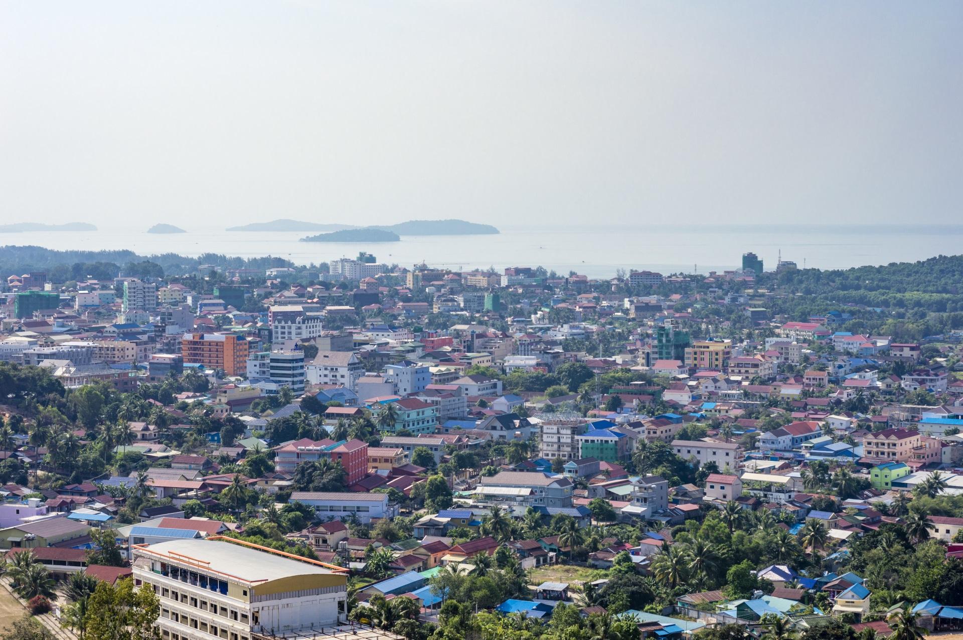Sihanoukville Kambodscha