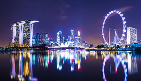 Singapur - Flyer