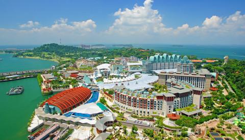Singapur - Sentosa