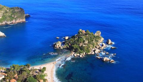 Entdeckunswerte Inselwelten um Sizilen!