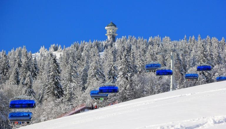 Skiurlaub Schwarzwald