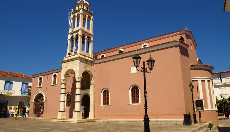 Skiathos Kathedrale