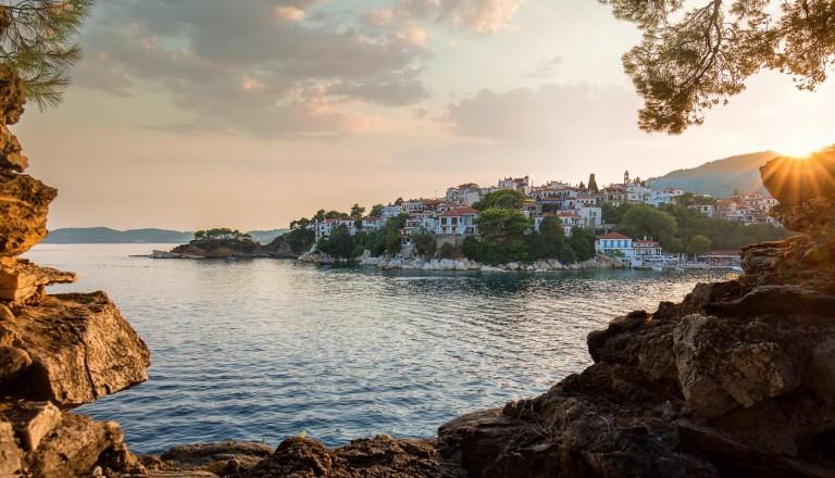 Skiathos Reisen Griechenland