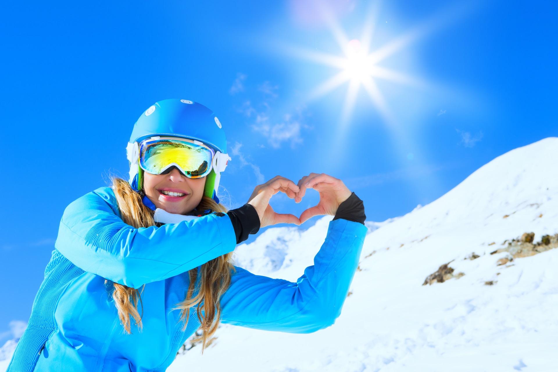 Skiurlaub in Deutschland - Da geht das Herz auf.