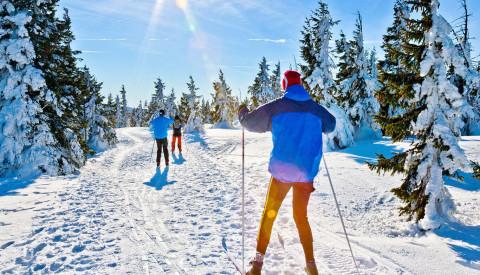 Skiurlaub - Tschechien