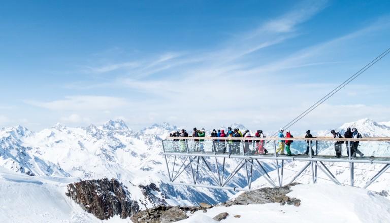 Skiurlaub in Sölden.