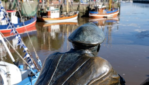 Spiekeroog Hafen Reisen