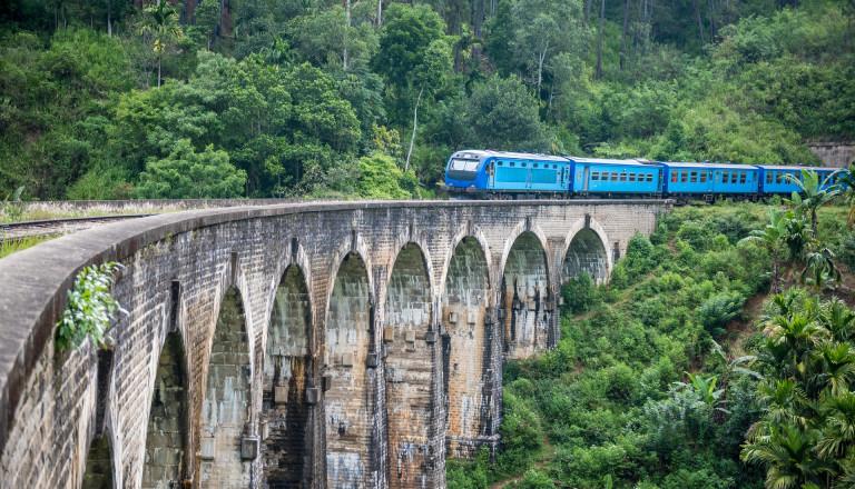 Individualreisen Sri Lanka Bahn