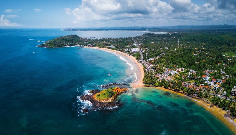 Finden Sie Ihre Lieblingsorte in Sri Lanka.