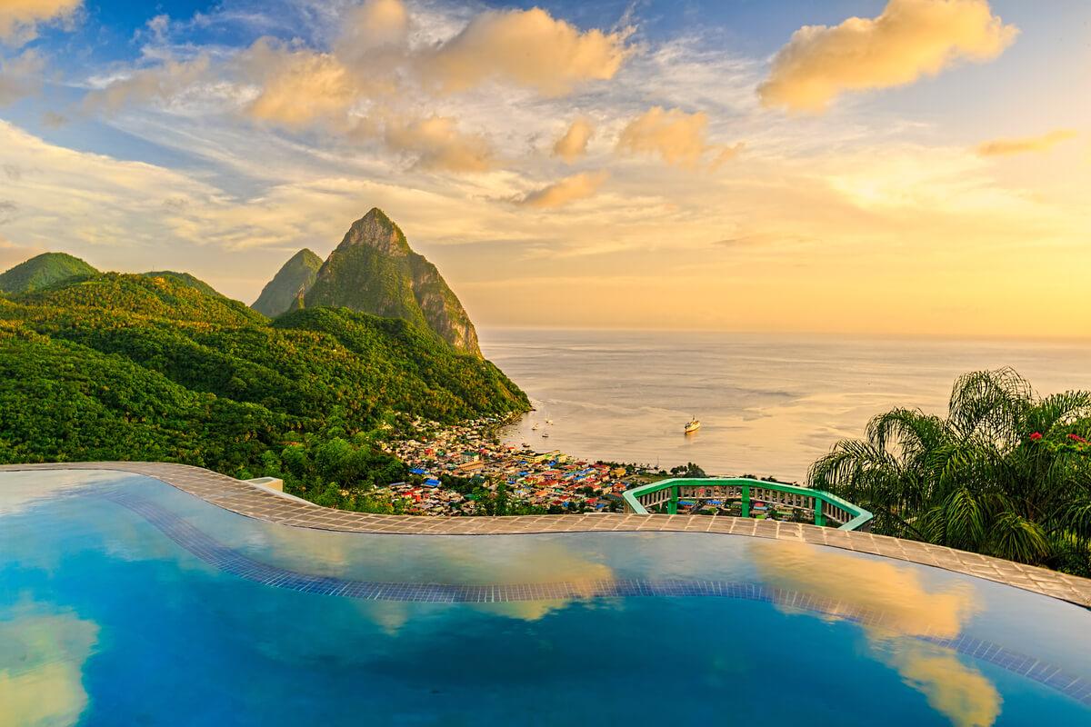 St. Lucia Reisen Urlaub