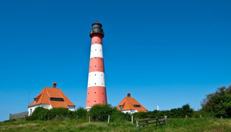 Leuchtturm Westerheversand St. Peter Ording Reisen
