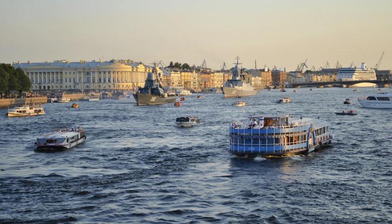 St. Petersburg ist ein Highlight einer jeder Ostseekreuzfahrt.