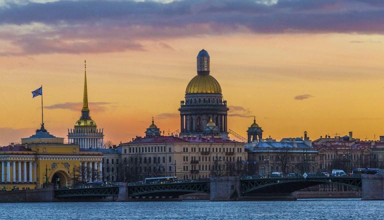 St. Petersburg Städtereisen