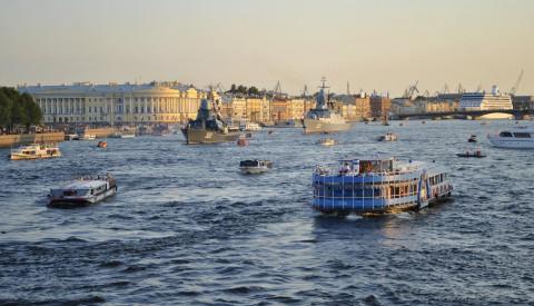 St. Petersburg Schiffe