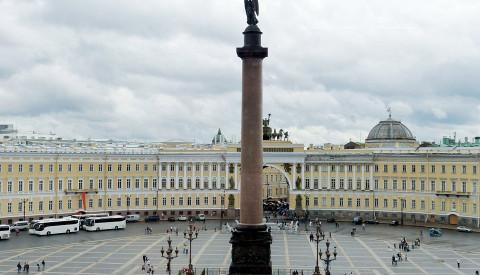 St.Petersburg Stadtteile