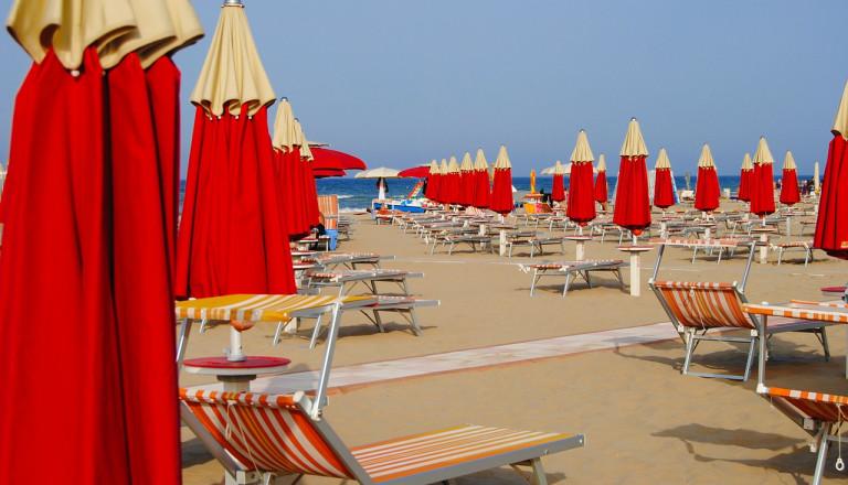 Strand Rimini