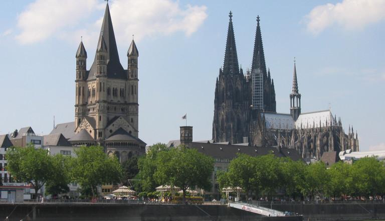 Städtereise Köln: Der Dom und Skyline