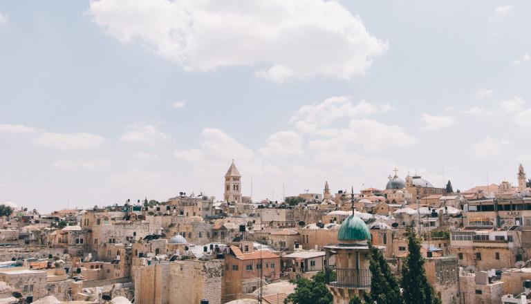 Jerusalem - die heilige Stadt Städtereisen Städtetrips