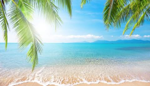 Strand Seychellen