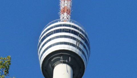 Stuttgarts Fernsehturm: Ein weltweites Vorbild!