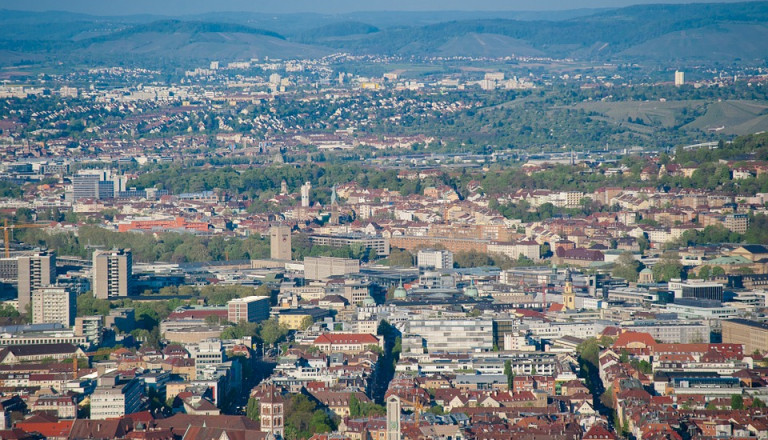 Stadtteile von Stuttgart