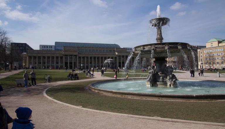 Städtereisen nach Stuttgart