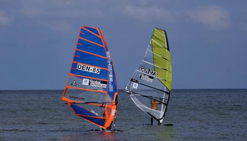 Auf Sylt sind sämtliche Wassersportarten vertreten.