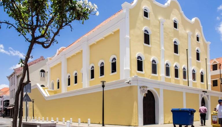 Synagoge Mikvé Israel-Emanuel