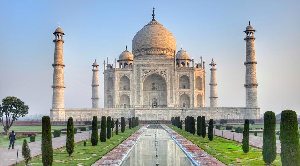 Taj Mahal Indien Rundreisen