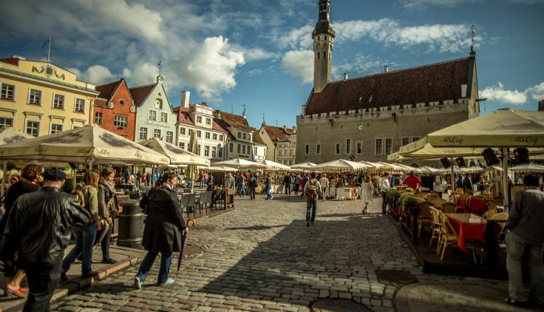 Tallinn in Estland - Baltikum Rundreisen