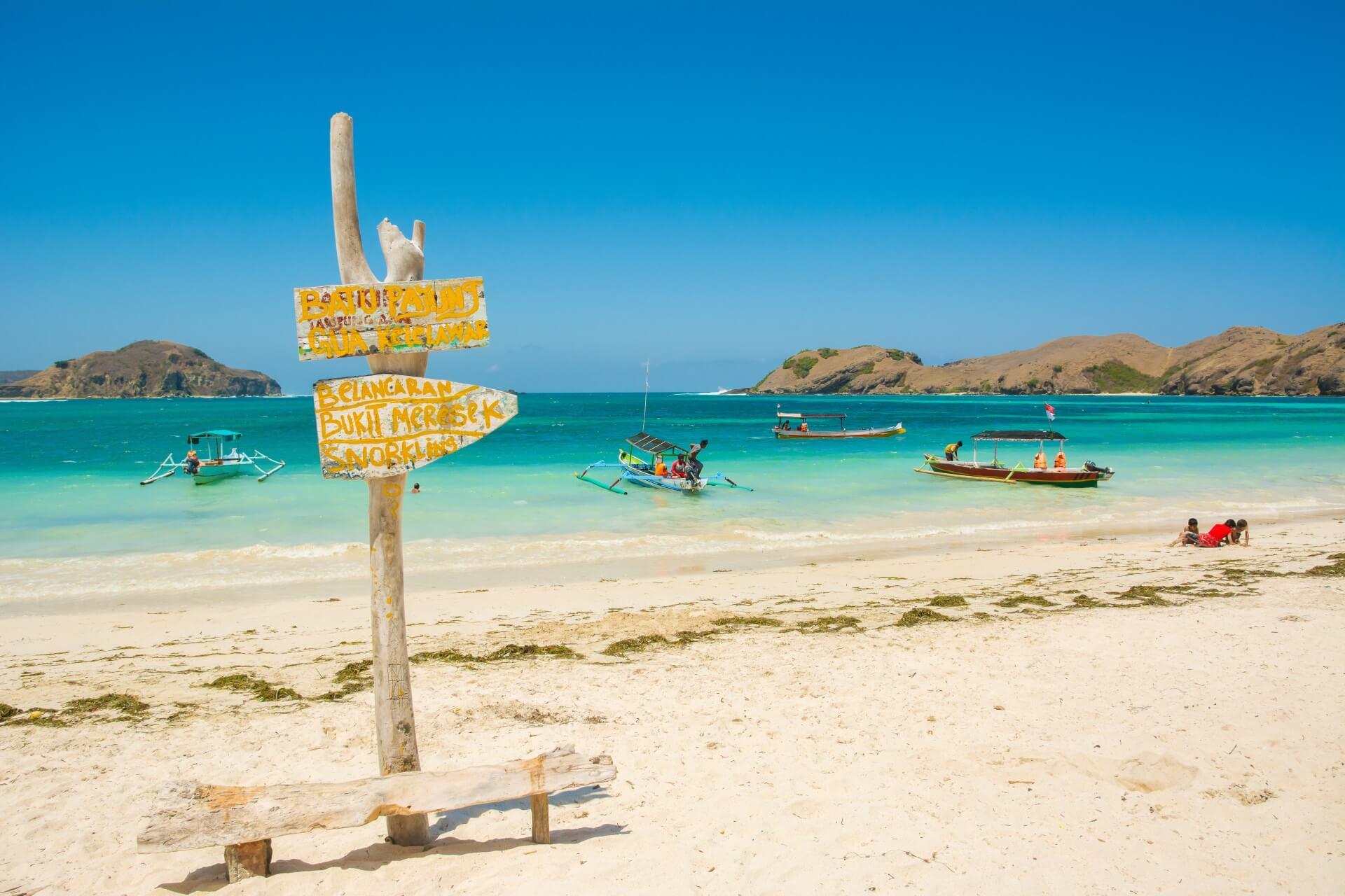 Lombok Reisen