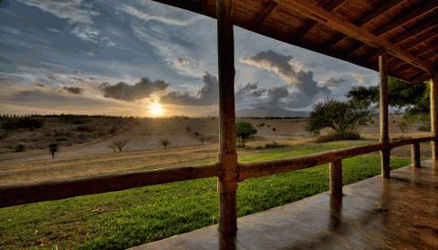 Tansania Unterkunft
