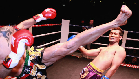 Thai Boxen ist Nationalsport und nichts für schwache Nerven!