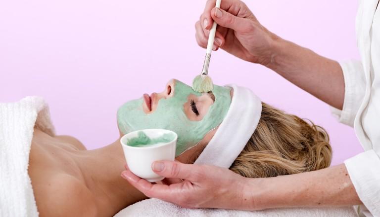 thalasso Gesichtsmaske