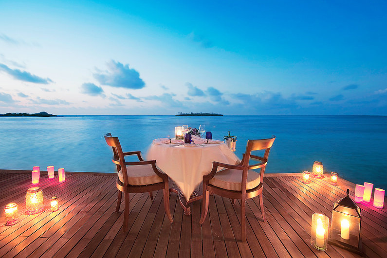 Malediven Deal The Residence Maldives