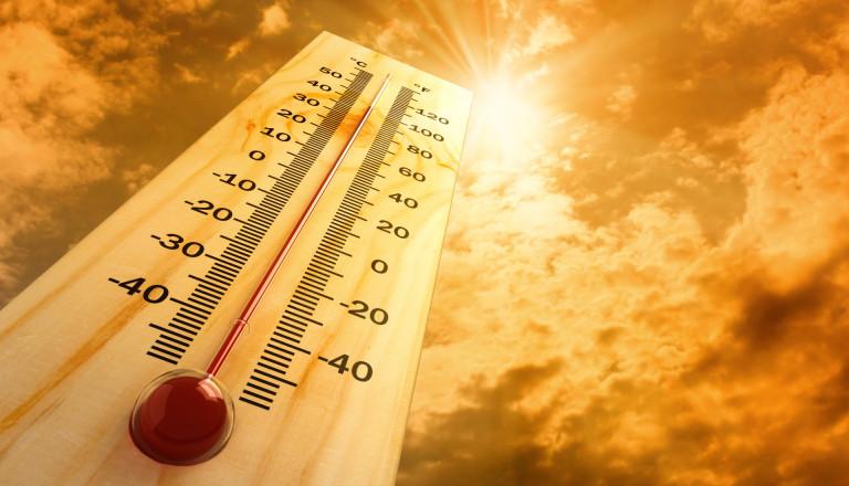 Thermometer Hitze