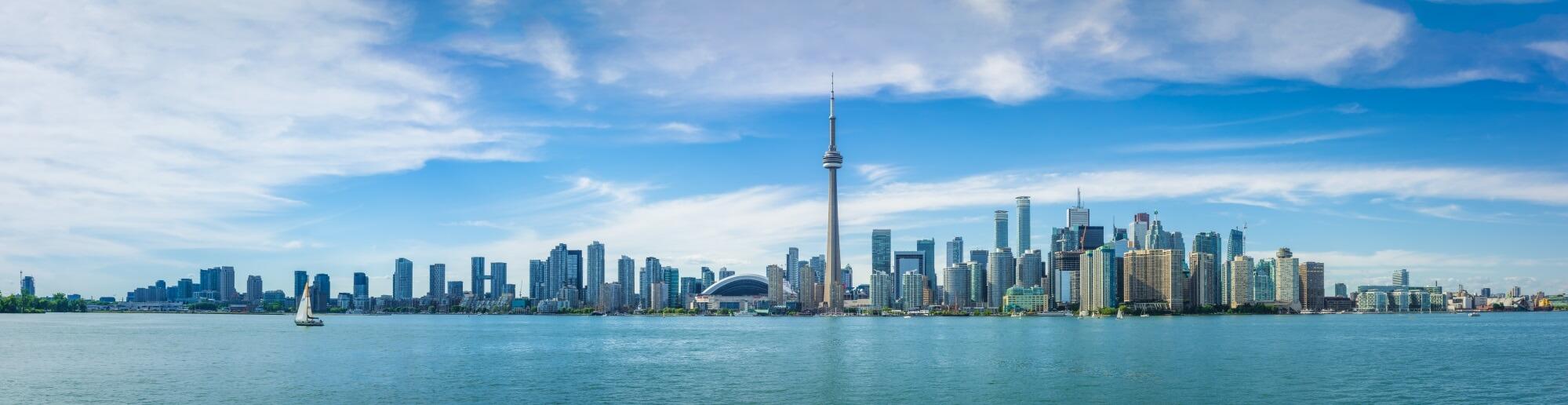 Toronto Städtereisen Panorama