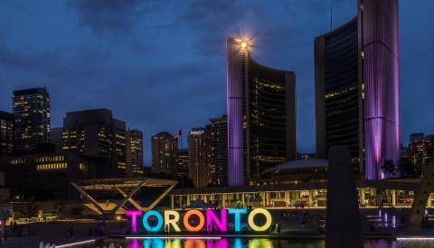 Toronto ist bunt und steckt voller Kultur.