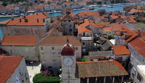Die Altstadt von Trogir - natürlich Weltkulturerbe!